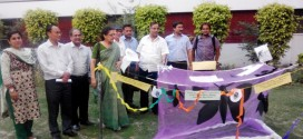 Aligarh Muslim University organized programme to mark the World Health Day 2014