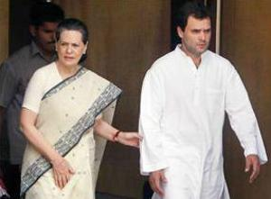 Rahul and Sonia insisted to continue in the party.