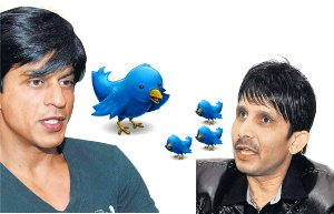 KRK's Fake Tweet and SRK's Pure Sarcasm