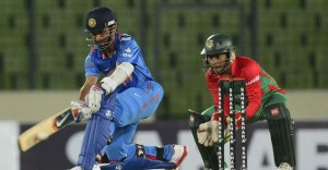 "India won their 1st ""Rain-Hit"" ODI at Bangladesh by D/L Method"
