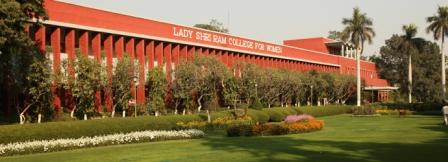 A day in Lady Shri Ram College for Women (LSR)