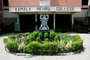 KAMALA NEHRU COLLEGE (DELHI UNIVERSITY) – BOOK DRIVE INITIATIVE