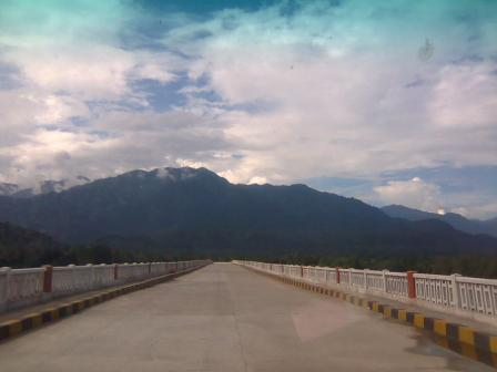 Ranaghat Bridge pasighat