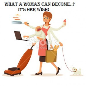 Women: a good housewife or a good Entrepreneur