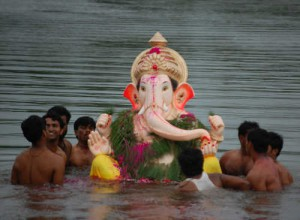 Is Lord Ganesha's Festival Slaughtering our Environment?