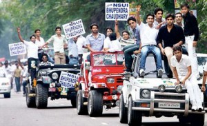 Delhi High Court refuses to put off DUSU polls