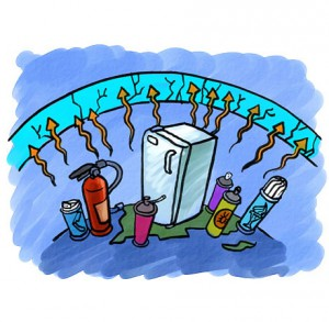 Harmful effects of Refrigeration!