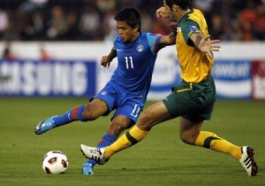 THE MISSING LINK : CHHETRI , OTHERS NOT IN ISL