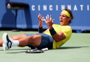 Why Nadal gets injured during non-clay season and somehow always stay fit for the French Open?