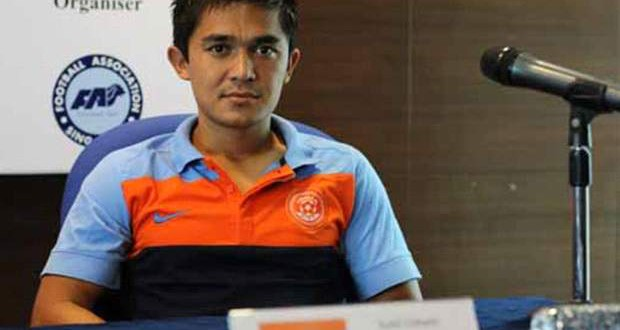 Chettri impressed by young guns