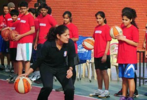 Interview with Shiba Maggon, Basketball Coach of Indian Junior team