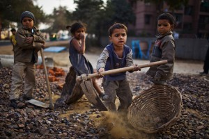 Child Labour- an undesirable workforce