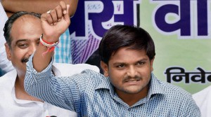 Hardik Patel and reservations