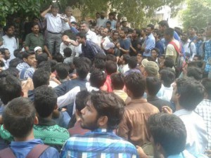 Fight for food ends in Jamia: Vice-Chancellor assures students