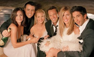 THE FRIENDS WHO DEFINED FRIENDSHIP