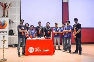 Web awareness event organized by Mozilla community at NIIT Rajasthan