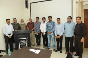 Satyendra Kumar Kashyap scholarships awarded to AMU students