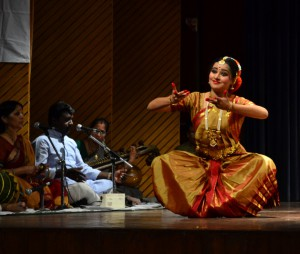 Anannya Chatterjee – An artistic soul from DRC.