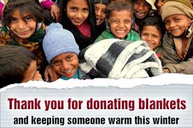 Blanket Donation Drive in AMU by SOCH.