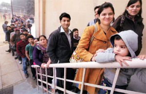 Delhi Government scrapped Management Quota in Nursery Admissions.