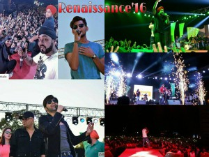"""Kirorimal College, Delhi University successfully concluded its annual cultural fest """"Renaissance'16"""""""