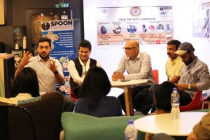 Spoon University- Delhi Chapter organized its first ever Spoon Summit '16