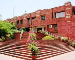 Clashes in JNU over controversial UGC notification