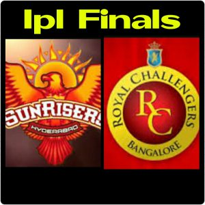 IPL Finals RCB vs SRH