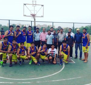 Jamia boys bring laurels by winning 9 basketball tournaments in a year