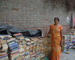 My Story: A roadside bookseller's dream to educate her daughter to become Chartered Accountant