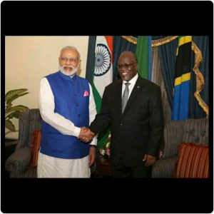 India extends USD 92 million Line of Credit to Tanzania