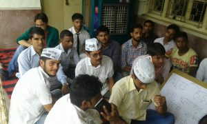 Five students sit on Hunger strike in Agra,demands re-evaluation of result