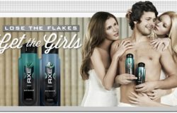 If we don't have a beautiful woman in the ad, the brand won't run?