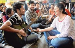 Jadavpur University: Larger than life