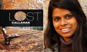 LOST CALLAHAN; a story of a lost girl by a lost writer from Jesus and Mary College of DU