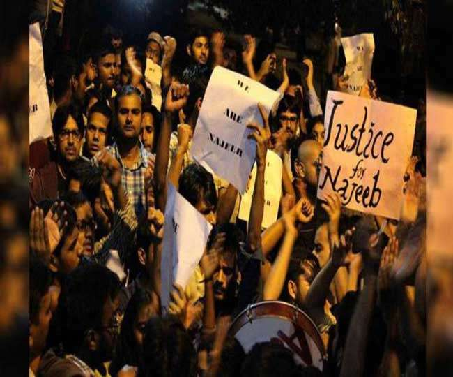 JNU student claims that attempts were made to kill the missing student Najeeb