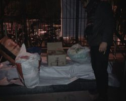 Jamia Students began Winter Clothes Donation Drive in Campus