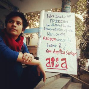 For the first time an LGBT candidate to contest Jadavpur University Students' Union elections