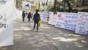 Jadavpur University Gear up for Students' Union election