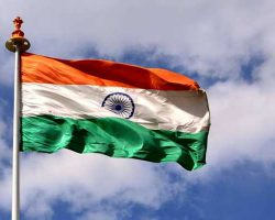 Delhi University hoists its first monumental flag on 68th Republic Day