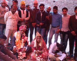 Relishing Ganga-Jamuni Tehzeeb Ghaziabad's Muslim youth arranges marriage for a Hindu Girl