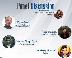 Festival of Youth Sports to bring many sportsperson on Panel Discussion