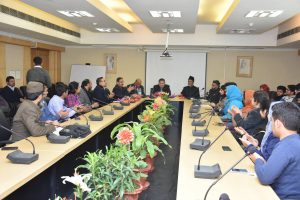 """Jamia conducts GIAN Course On """" Advances In Power Electronics & Renewable Energy Sources"""""""