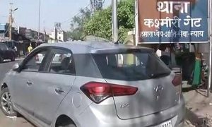 Class XII student Celebrating Last Exam runs car over pavement in Delhi; 1 killed and 3 injured