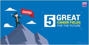 5 Great Career Fields for the Future