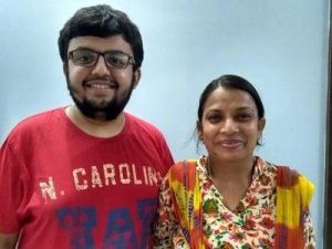 Abhinav Scores 90% in CBSE class 12, Heart surgery could not stop him from scoring