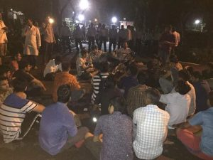 JNU Polls: NSUI's Presidential Candidate's Nomination Cancelled;Protest Emerged in JNU