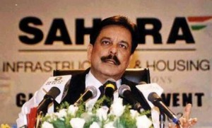 From Tihar Jail,Subrata Roy starts asset sale talks