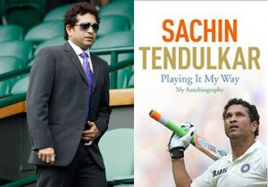 Sachin's Autobiography: His relation with a Tissue Paper!!!!