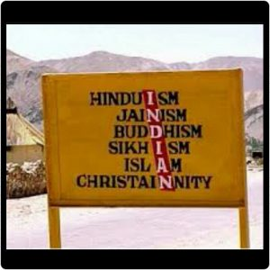 Is Indian secularism only prevailing in books?